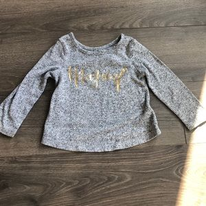 3 for $15 • Gray Magical sweater size 12 months